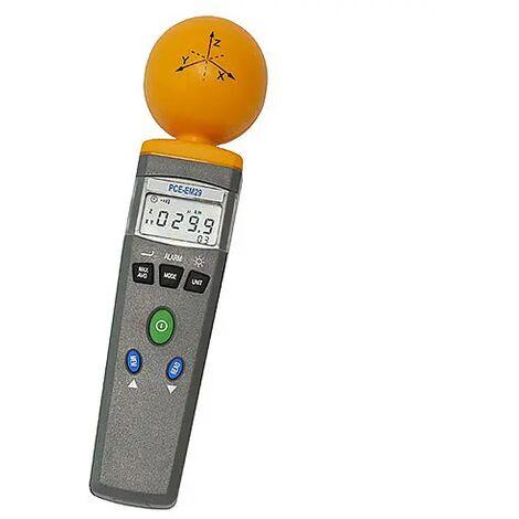 Medidor de radiación electromagnética