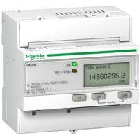 Medidor iEM3100 63 A directos Clase 1 SCHNEIDER ELECTRIC A9MEM3100