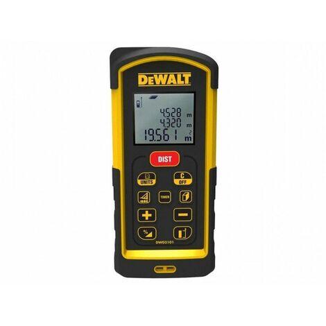 Medidor láser 100m Dewalt DW03101