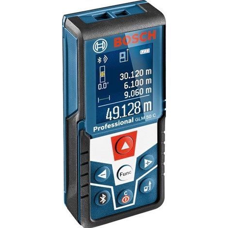 Medidor láser Bosch GLM 50 C