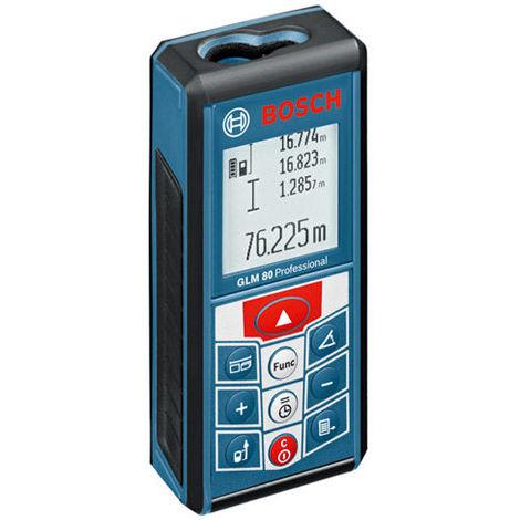 Medidor laser Bosch GLM-80 profesional