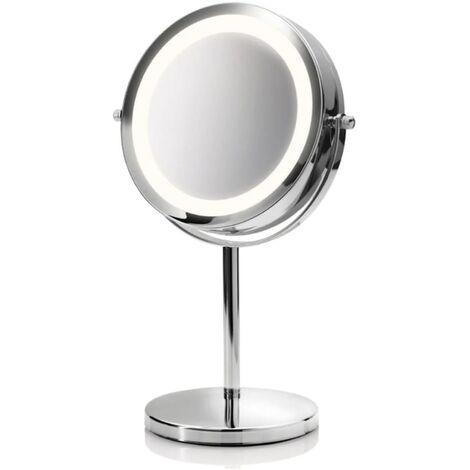 Medisana 2-in-1 Cosmetics Mirror CM 840 Illuminated Make-up Mirror