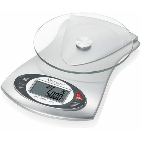 Medisana Balance de cuisine numérique KS 220 Verre 5 kg