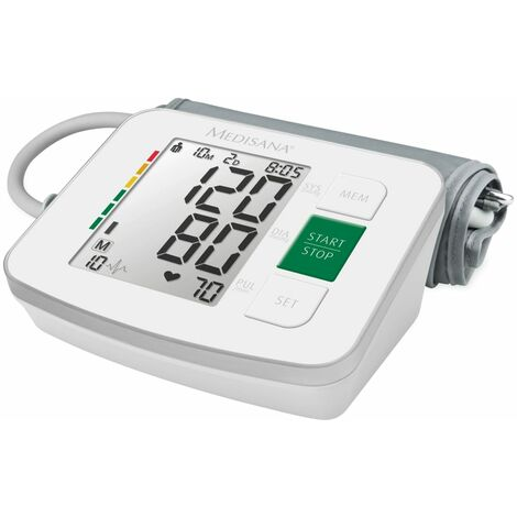 Medisana Blood Pressure Monitor BU 512 White - White