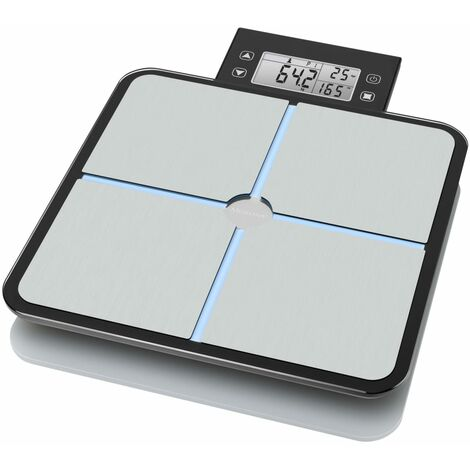 Medisana Body Analysis Scale BS 460 Black and Silver