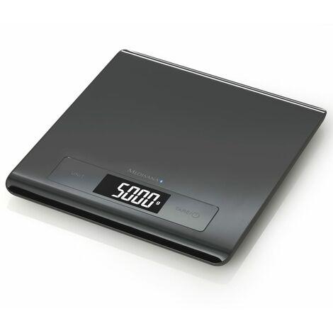Medisana Digital Kitchen Scale KS 250 5 kg Black and Silver
