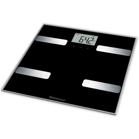 Medisana Pèse-personne d'analyse corporelle BS A41 Connect Noir