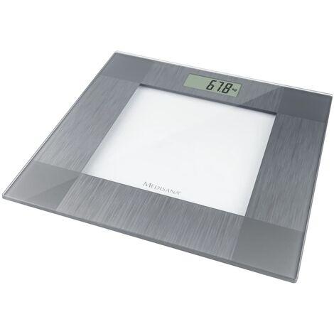 Medisana Pèse-personne de salle de bain PS 401 150 kg Argenté