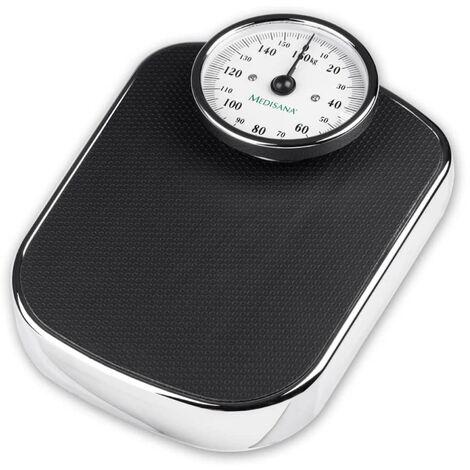 Medisana Pèse-personne PS 412 160 kg Rétro Noir 40426