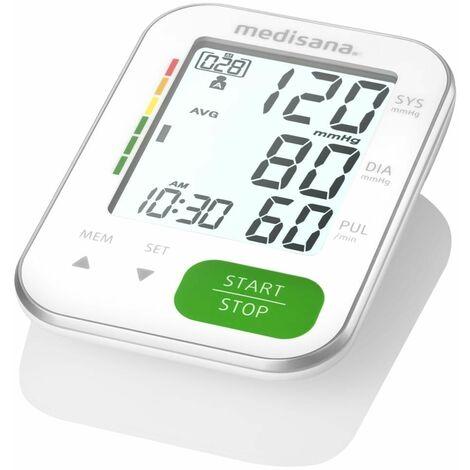 Medisana Upper Arm Blood Pressure Monitor BU 565 White - White