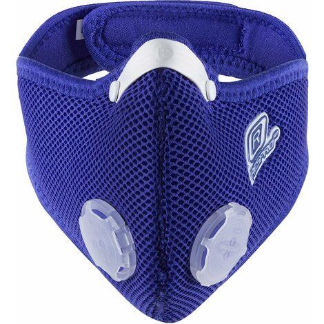 (Medium) Respro Allergy Mask in Blue