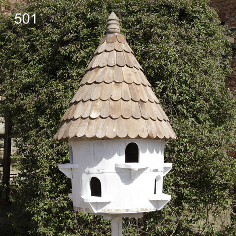 Medium Round Birdhouse