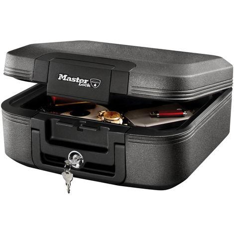 Medium Sicherheitskassette 7,8 L feuer- wasserbeständig