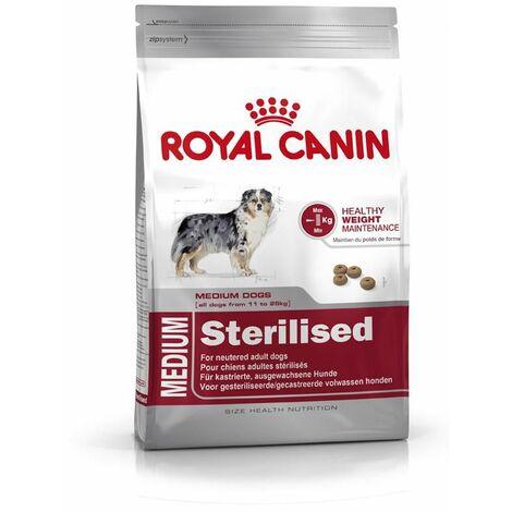 Canine care nutrition wet - medium sterilised 3kg