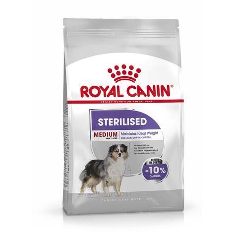 Medium Sterilised - 12kg