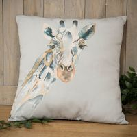 Meg Hawkins Giraffe Cushion - 40cm