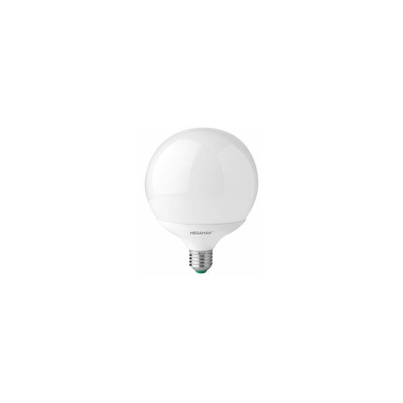 Image of 11W LED ES/E27 Globe Warm White 360° 1521lm - 142634 - Megaman