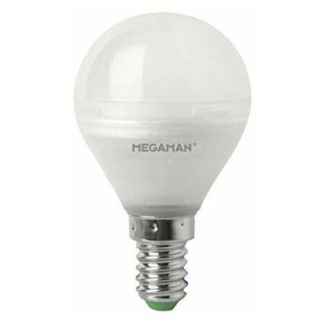 MEGAMAN   LED   E14   6 W   470 LM   40000K   A+   REF MM05211