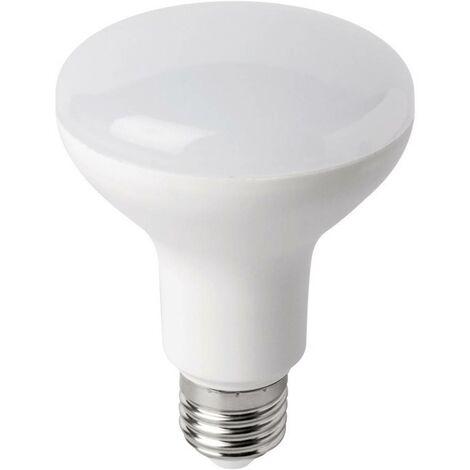 Megaman LED (monocolore) Classe energetica A+ (A++ - E) E27 Riflettore 8.5 W = 56 W Bianco caldo (Ø x L) 80 mm x 113 mm