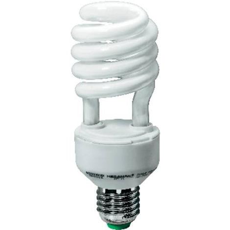 Megaman MM80814 Energiesparlampe Röhre Spirale E27 Warmweiß 11W Leuchtmittel 230V