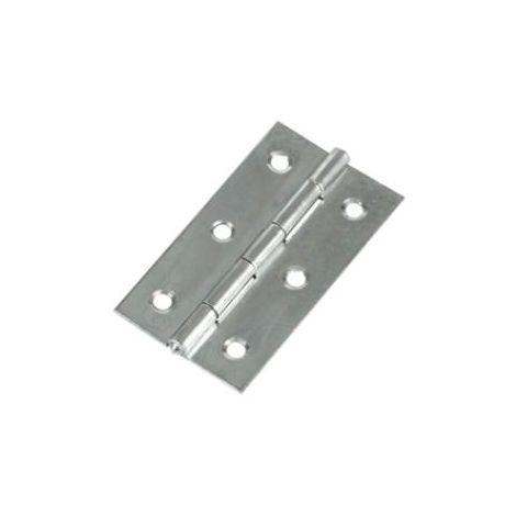 MEGANEI bisagra 5005 1 1/2 zincada c-24