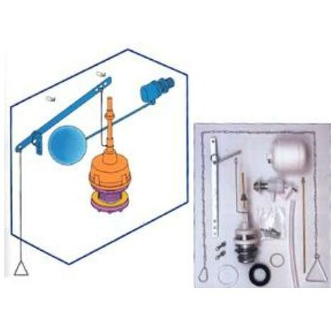 MEGANEI bolsa accesorios para cisterna 25/4