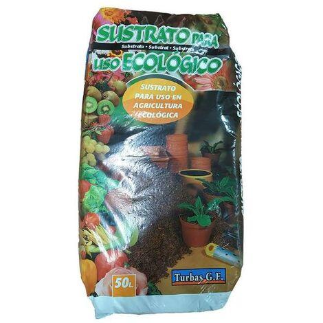 MEGANEI bolsa sustrato universal ecologico 50 l