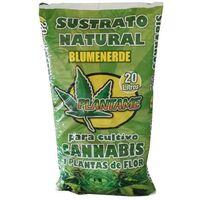 MEGANEI bolsa turba sustrato cannabis 20l.