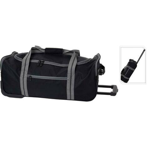MEGANEI bolsa viaje con ruedas 55x30x25