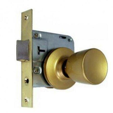 MEGANEI cerradura 3520-50 laton pulido 2520