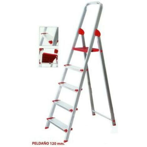 MEGANEI escalera domestica elite 4p 12cm.