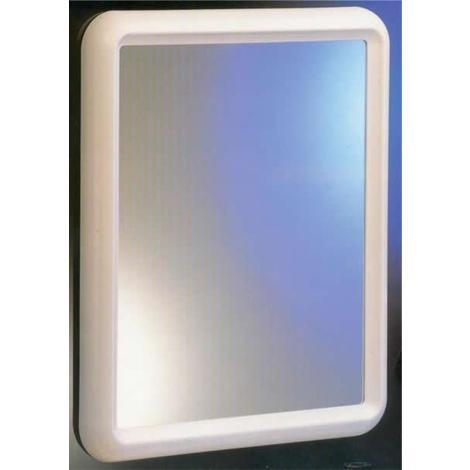 MEGANEI espejo rectangular 65x55 cm 0630/10