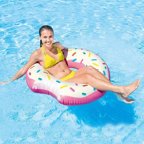 MEGANEI flotador donut 107x99 cm 56265