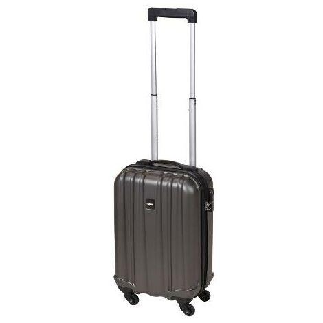 MEGANEI maleta rigida ruedas 45 cm gris
