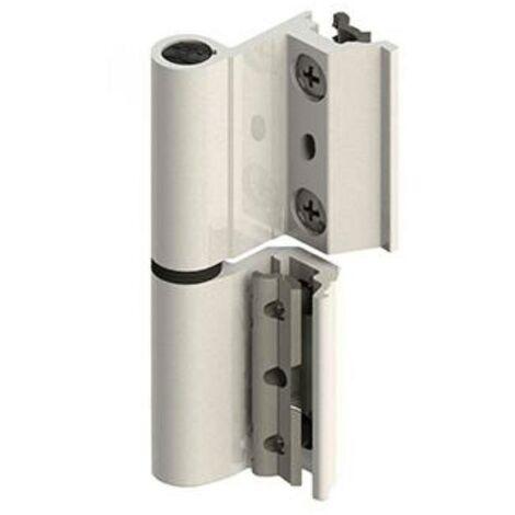 MEGANEI par bisagra v2p eu aluminio blanco derecha