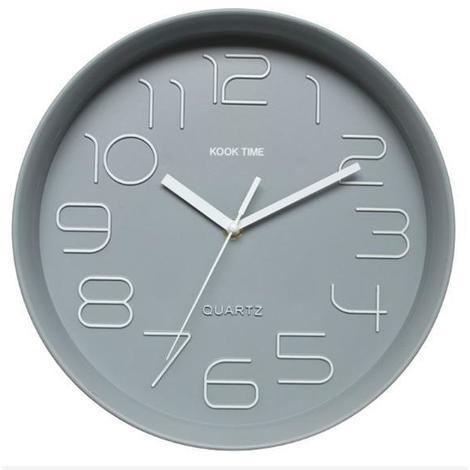 Cocina Redondo CmGrande 28 Reloj Meganei 50268 8knwNO0PX
