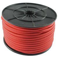 MEGANEI rollo 50m cordon elastico 8mm. color verde