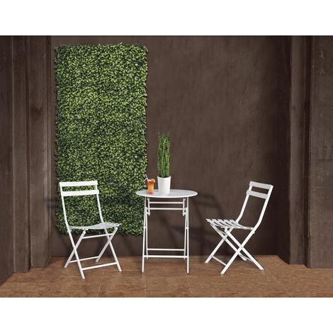 MEGANEI seto jardin vertical lauro verde 2017254 rollo 1x1mt