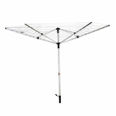 MEGANEI tendedero aluminio paraguas 50 metros