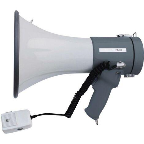 "main image of ""Mégaphone Speaka ER-66S avec sirène et micro"""