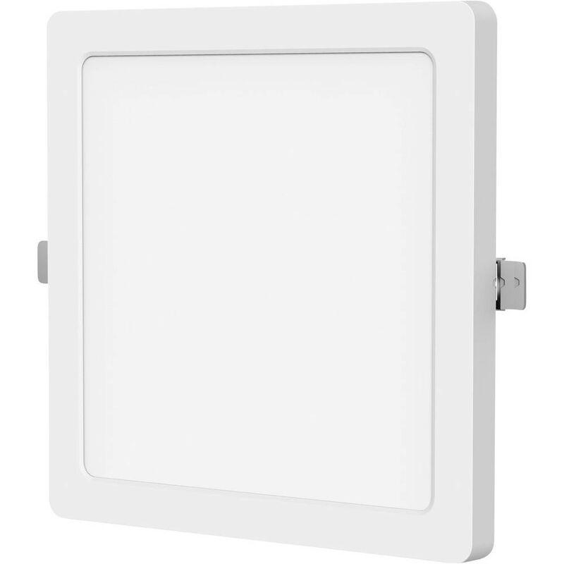 Lampada LED da incasso Pano MT76116 LED a montaggio fisso Potenza: 18 W Bianco caldo, Bianco neutro, Bianco - Megatron