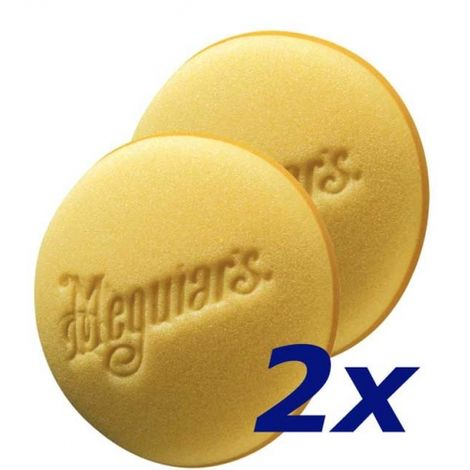MEGUIAR´S High Tech Applicator Pad 2x X3070