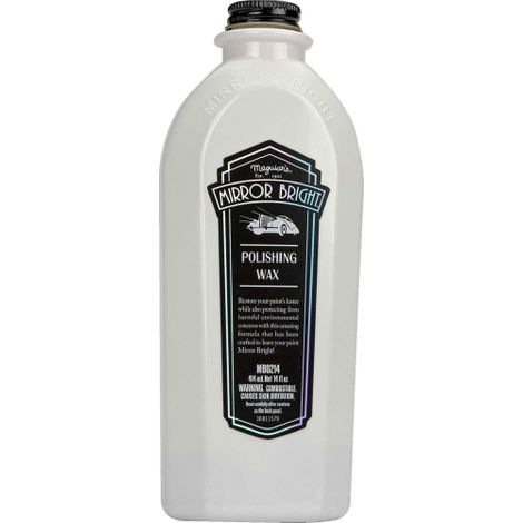 Meguiars Mirror Bright Polishing Wax MB0214
