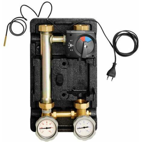 Meibes Pumpengruppe 1'' mit elektr. geregelter Rücklaufanhebung 45841.5 EA ohne Pumpe