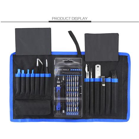 Meilleur Multifuctional De Precision Jeu De Tournevis 80 En 1 Kit Universel Pour Ipad Outil De Menage Telephone Portable Mobile
