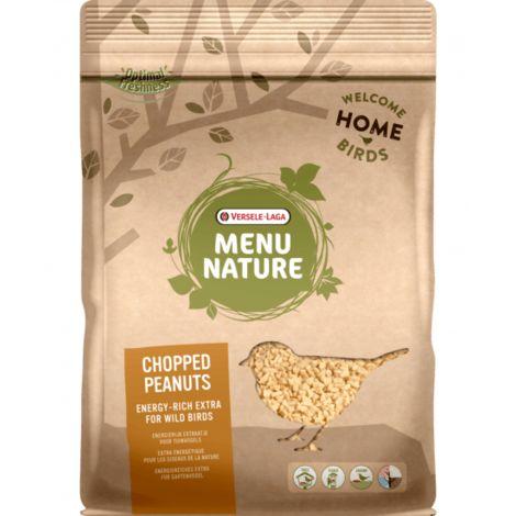 Mélange de cacahuètes concassées pour oiseaux sauvages Versele Laga Menu Nature Sac 1 kg