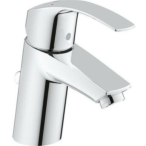 Melangeur lavabo Grohe Eurosmart, Chrome