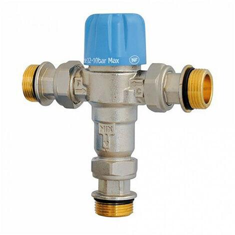 Mélangeur thermostatique SecurMIX M20/27 NF garantie 3 ans