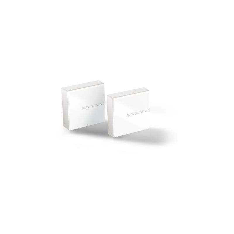 Porta Tv Meliconi Angolare.Meliconi Ghost Cube Cover Sistema Copricavi Componibile Bianco