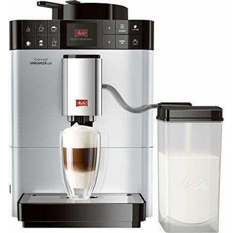 Melitta-caffeo varianza cSP f57 0-101/machine à café-argent